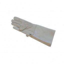 Gant peau - Epée